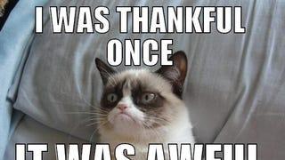 It's THANKSGIVING