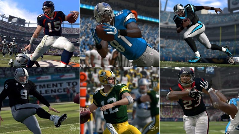 Who'll Win the First Round of Madden's Cover Contest (I Think)