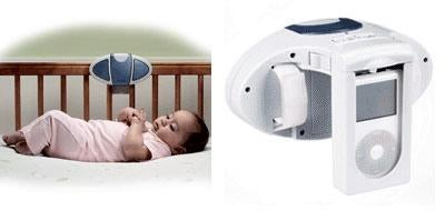 iCrib Lets Babies Rock Out from Their Crib