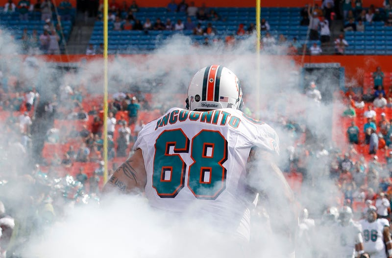 Report: Someone Bashed Richie Incognito's Ferrari With A Baseball Bat [Update]