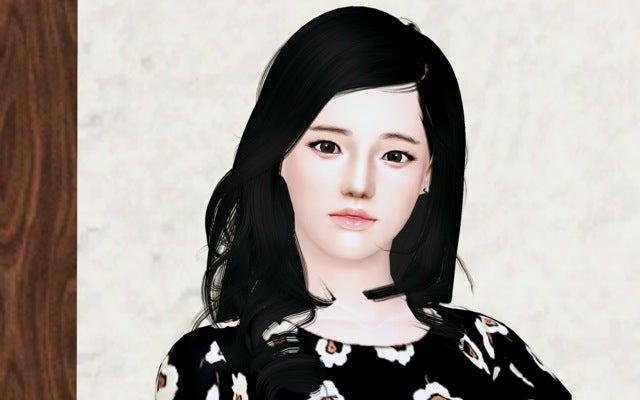 This Isn't a Korean Fashion Magazine, It's The Sims 3