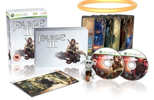 Binned Fable II CE Contents Back As Free Downloads