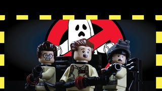 The Best Part Of The LEGO Ghostbusters Remake Is The <em>Simpsons</em> Cameo