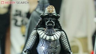 Samurai Darth Vader Leads A Slew Of Crazy Japanese Star Wars Toys