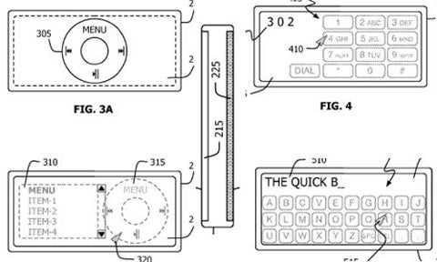 "Next Gen iPod Patent Has ""Touch Surface"" On Back"