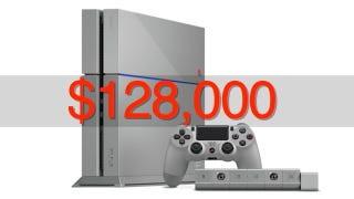A Limited Edition PS4 Just Went for $128,000
