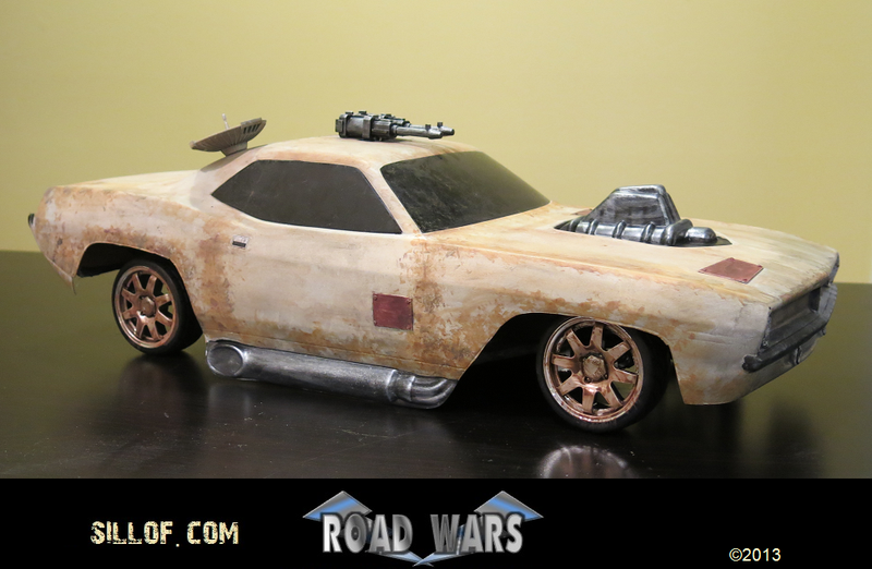 Star Wars meets Mad Max in the new awesome toyline you'll never own