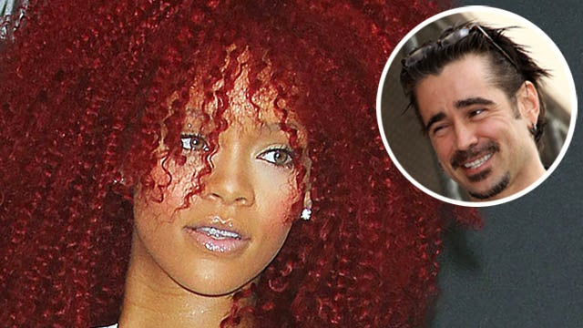 Has Rihanna Been Sexting Colin Farrell? And Other Nosy Questions