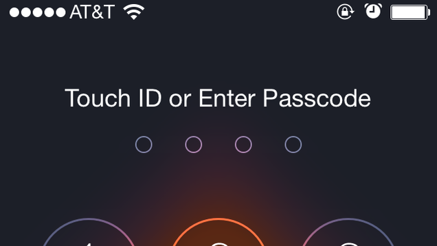 Reboot Your iPhone Before Being Detained by Police to Disable Touch ID