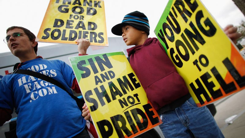 Westboro Baptist Church Will Picket 'Fag Enabler' Roger Ebert's Funeral