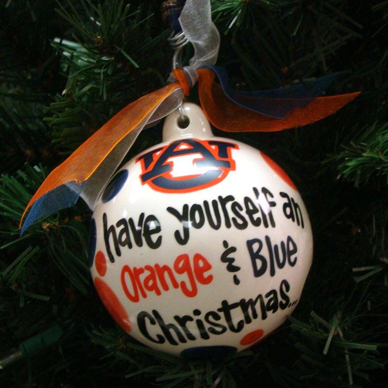Auburn Fan Burglarizes 'Bama Fan's Car, Leaves Auburn Ornament