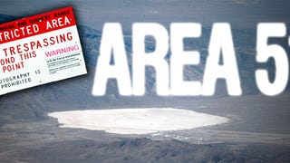 New Panoramic Images Show Area 51's New Mystery Hangar Is Gigantic