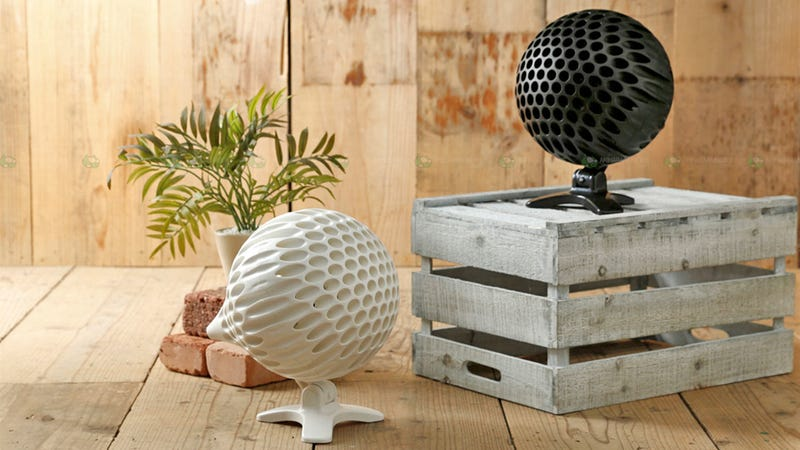 Stay Cool But Lost With This Spherical Mapless Globe Fan