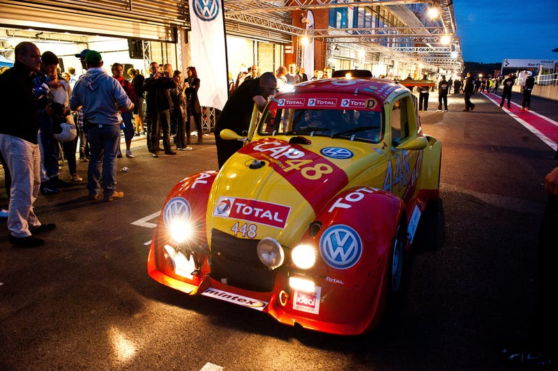 The Fun Cup Is How VW Parties In Europe And How We All Should