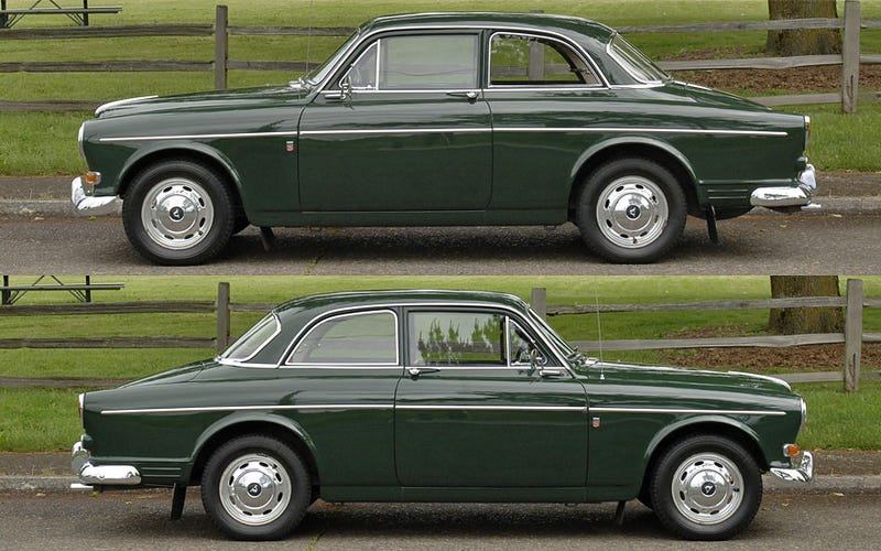 The Nicest Volvo 122S This Side Of The Amazon River