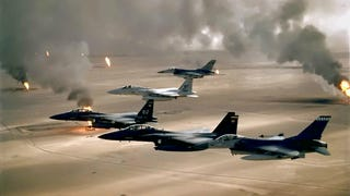 The day the US killed Iraq air force looks like the day after apocalypse