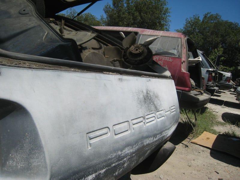 Porsche 928, Despite Costing As Much As 10 Pintos When New...