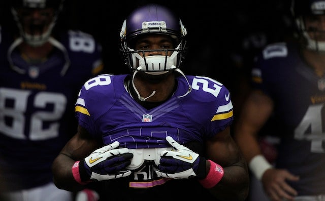 Moron: Adrian Peterson's Sex Life Is As Offensive As Redskins' Name