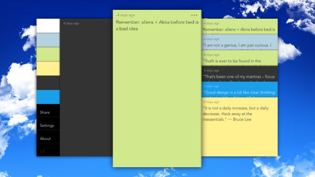 Noted Is a Colorful, Fast, and Clutter-Free Notes App