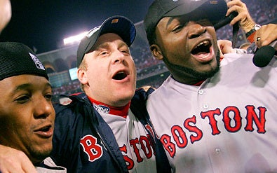 Curt Schilling Talks To Curt Schilling About David Ortiz