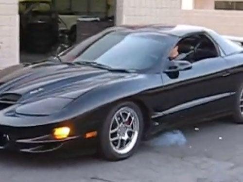 Trans Am Driver Grenades His Clutch In Burnout FAIL