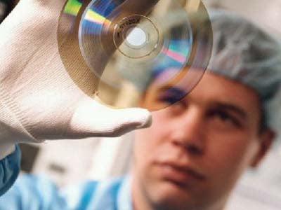 Sharp Creates First 100GB Blu-ray Disc