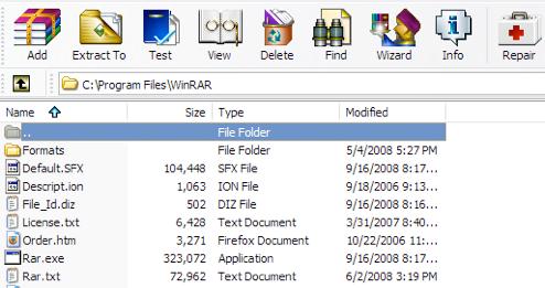 Five Best File Compression Tools