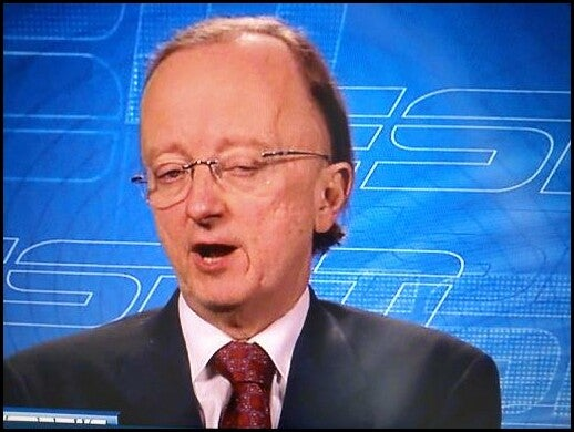 ESPN Claim: John Clayton Does Not Have A Ponytail