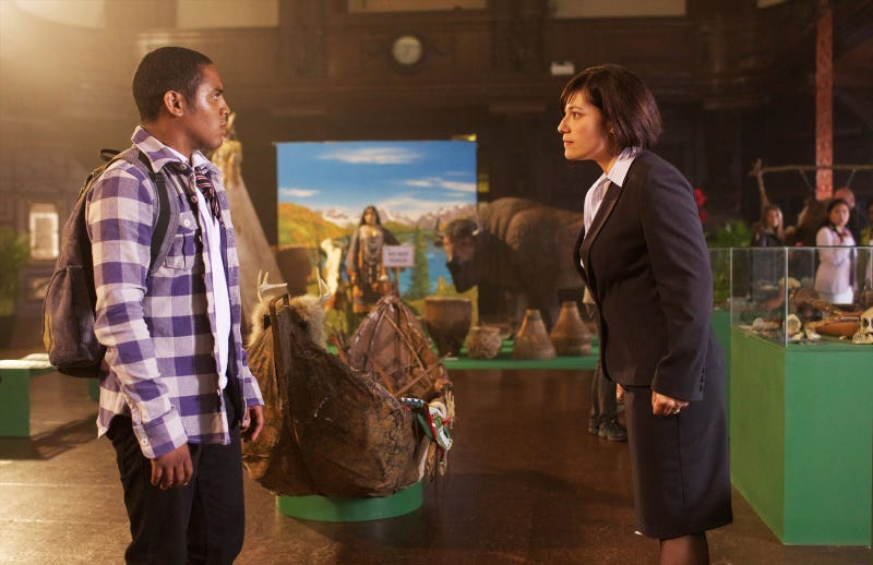 "The Sarah Jane Adventures 5x03, ""The Curse of Clyde Langer"" Pictures"