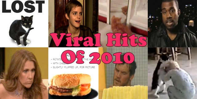 This Year's Top 10 Viral Stories