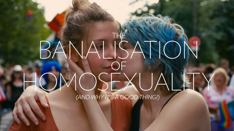 Blue is the Warmest Color and the Lesbian Experience