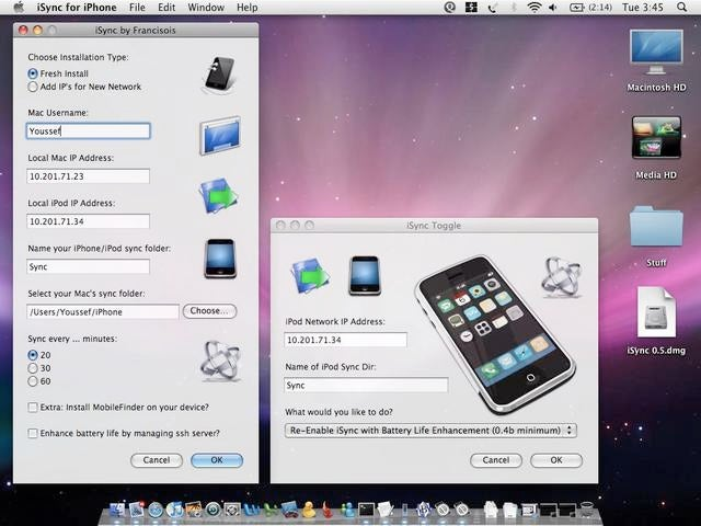 Sync Your iPhone, iPod Touch Over Wi-Fi