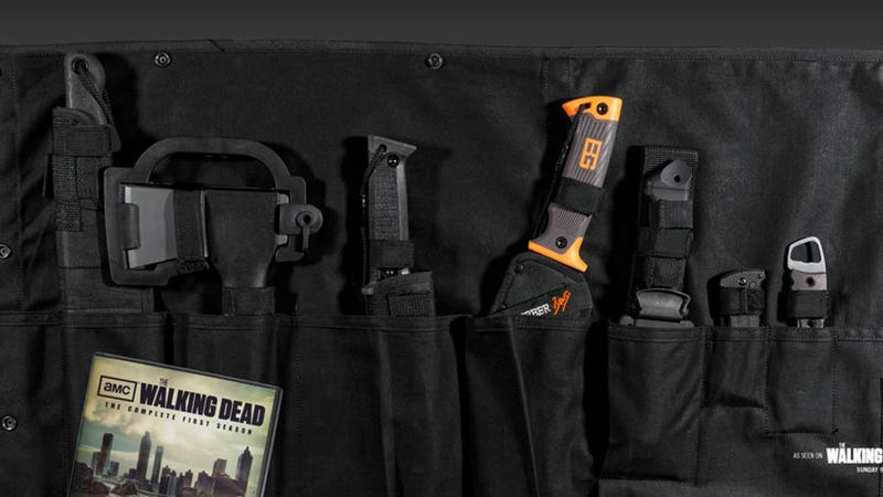 Walking Dead Nerds Will Actually Want to Buy This Official Apocalypse Kit
