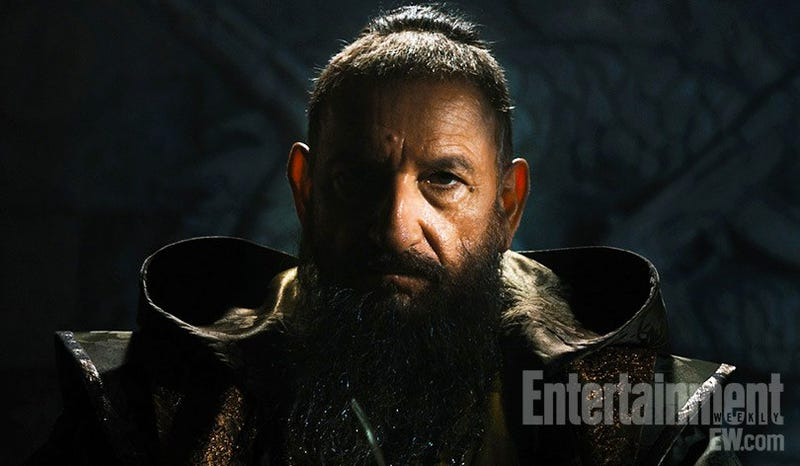 First Image of Iron Man 3's New Villain, The Mandarin!