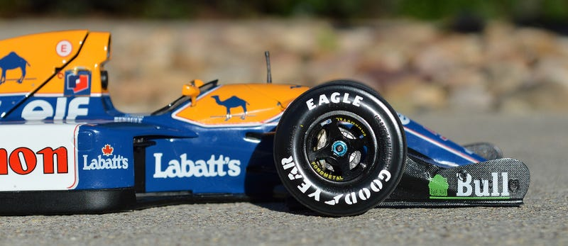 The Exoto Williams FW14B is glorious!