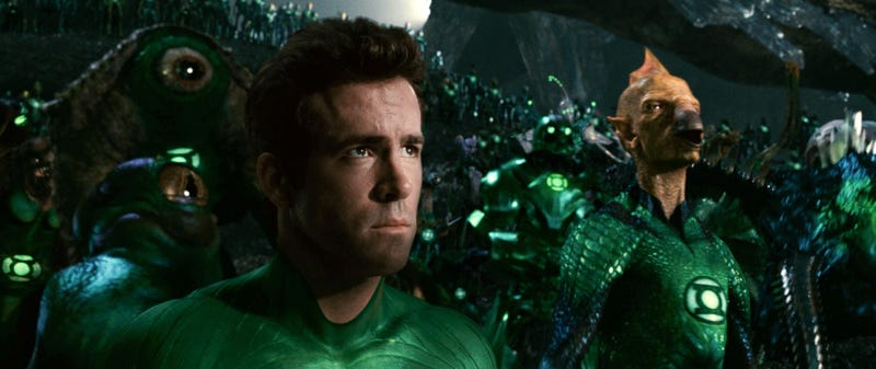 High-Res Green Lantern Stills