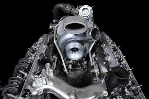 6.7 Liter Power Stroke Diesel