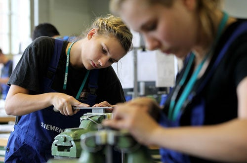 It's Back To School For Aspiring Female Engineers