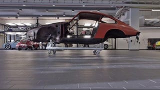This Is How Porsche Will Restore The Oldest 9