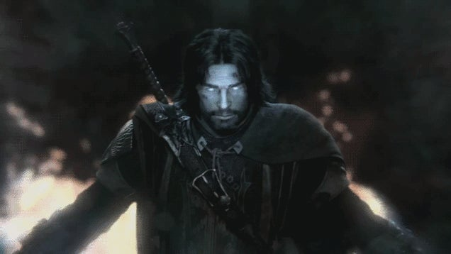 The Hero Of Shadow Of Mordor Is Quite The Badass