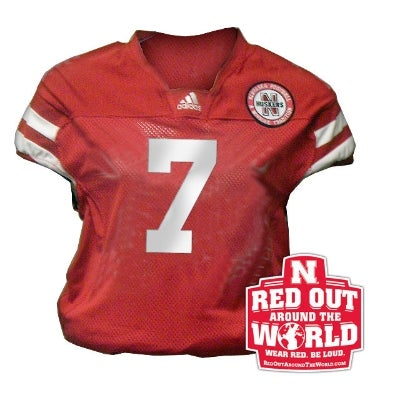 The University Of Nebraska Is Now Auctioning Off Game-Worn Jerseys For Profit