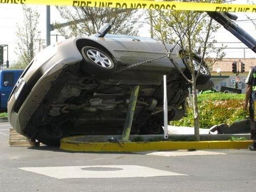 Honda Accord Unintentionally Accelerates Up Post