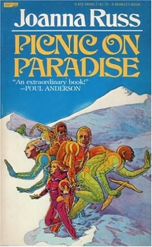 How to remember and discover Joanna Russ