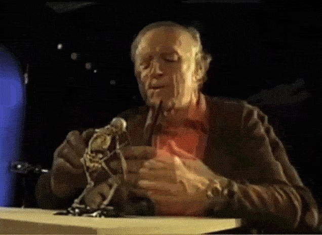 This Amazing GIF Will Show You Why Ray Harryhausen Was So Awesome