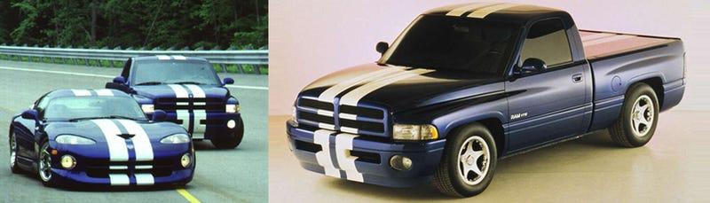 Dodge Ram VTS
