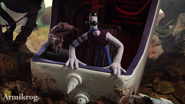 Crowdfund a new game from Double Fine and a Manos puppet musical