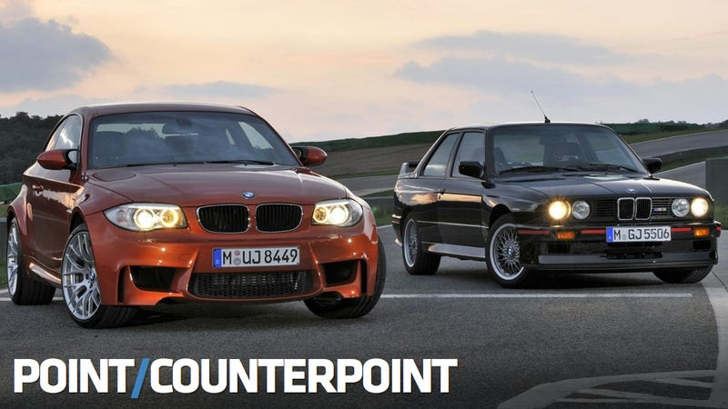 BMW Is Saving The 'M' Brand: Point/Counterpoint