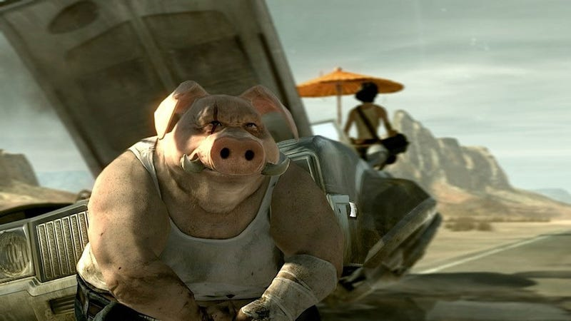 Michel Ancel Sure Is Saying Some Stuff About Beyond Good & Evil 2