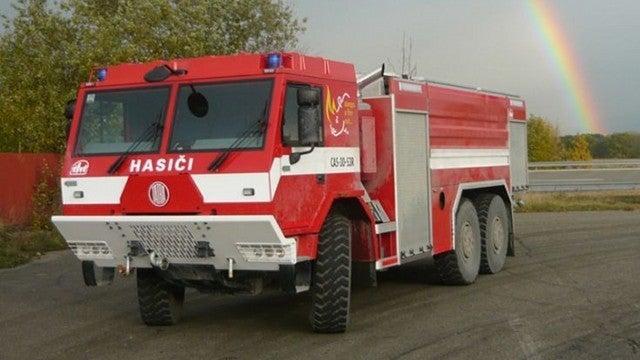 The ten most badass fire trucks