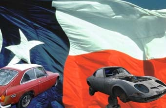 Opel GT, MGB-GT To Race At Texas Gator-O-Rama 24 Hours Of LeMons, Mustang Teams Worried